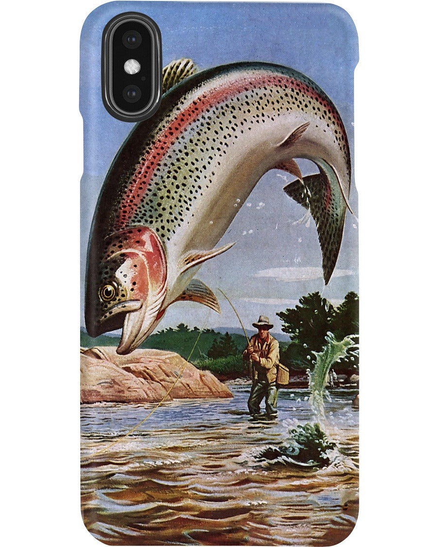 Phone Case - Fishing Unique Design 4