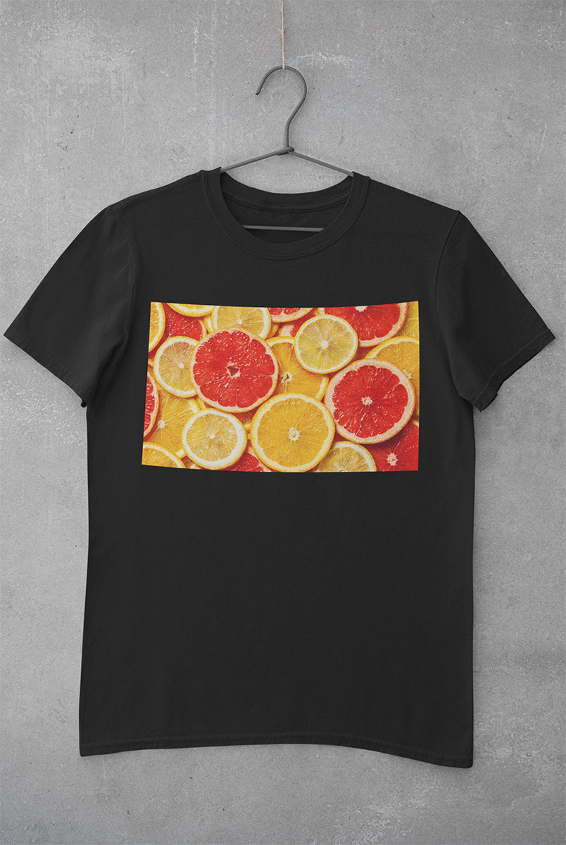 Orange Slice Tshirt