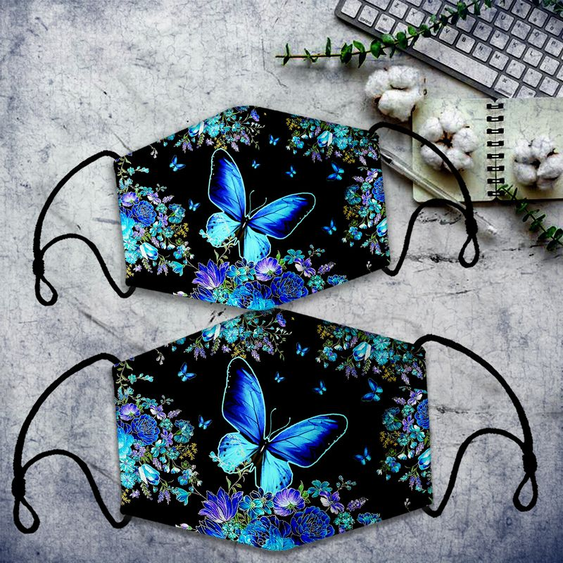 Butterfly Mask 10