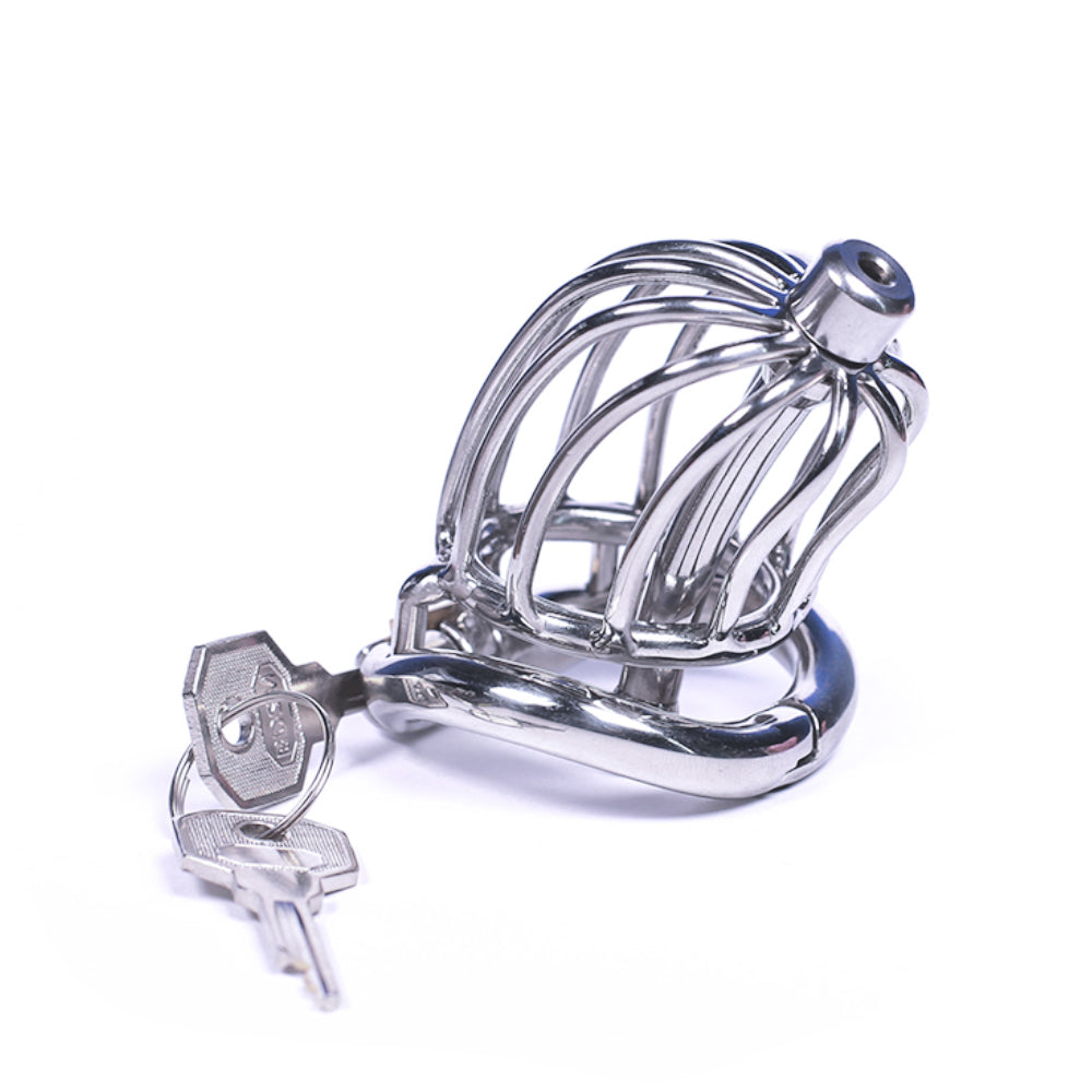 Pleasurable Pain Male Chastity Device 1.97 inches long