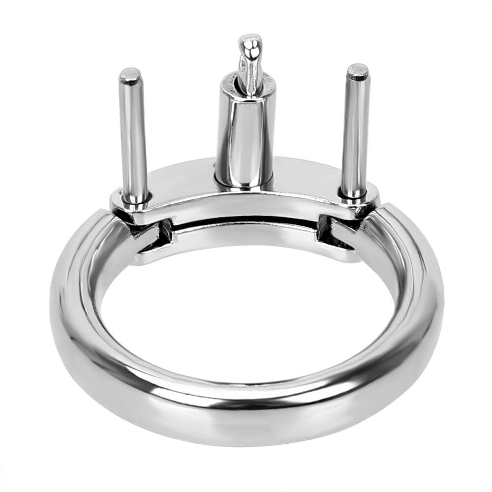 Accessory Ring for Intimate Inmate Metal Cage