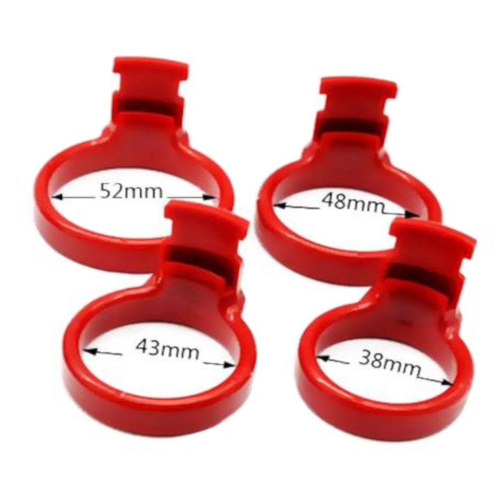 Accessory Ring for Male's Resin Device Cage 2.63 inches long