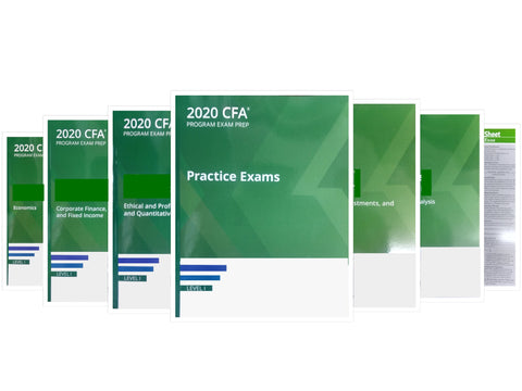 Image of CFA Level 1 Kaplan schweser