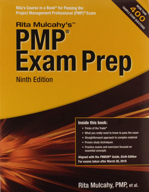 PMP Exam Prep: Accelerated Learning to Pass the Project Management Professional (PMP) Exam - Booksgrab