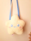 Star Baby Plush Bag - Plushie Star Novelty Purse