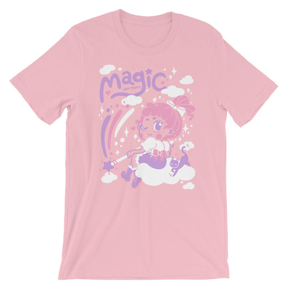 Magical Girl T-Shirt - Pastel Kawaii Sweater