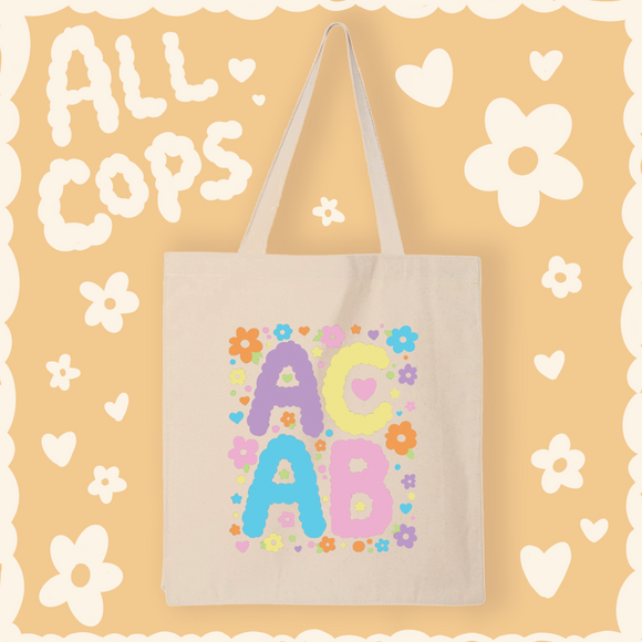 ACAB Tote Bag - Charity Item