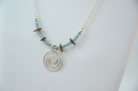 Full Moon Tide Necklace