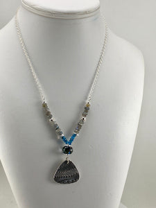 Deep Sea Necklace