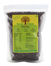 Load image into Gallery viewer, Green Habit Black Rice (Wild Black Rice )