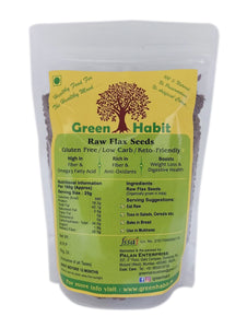 Green Habit Flax Seed