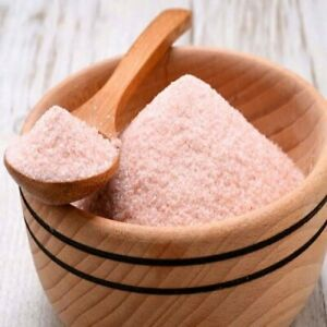Green Habit Pink Himalayan Rock Salt Powder