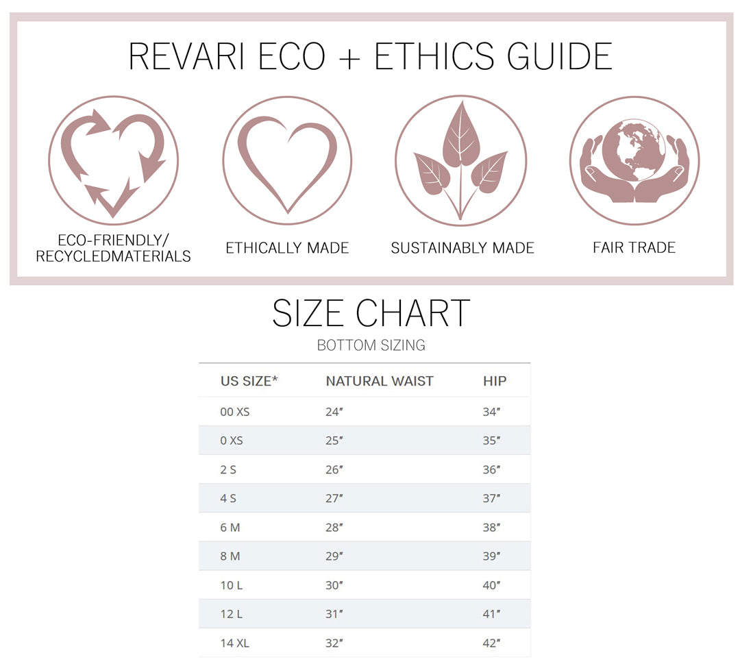 Revari Sustainable Clothing Brand