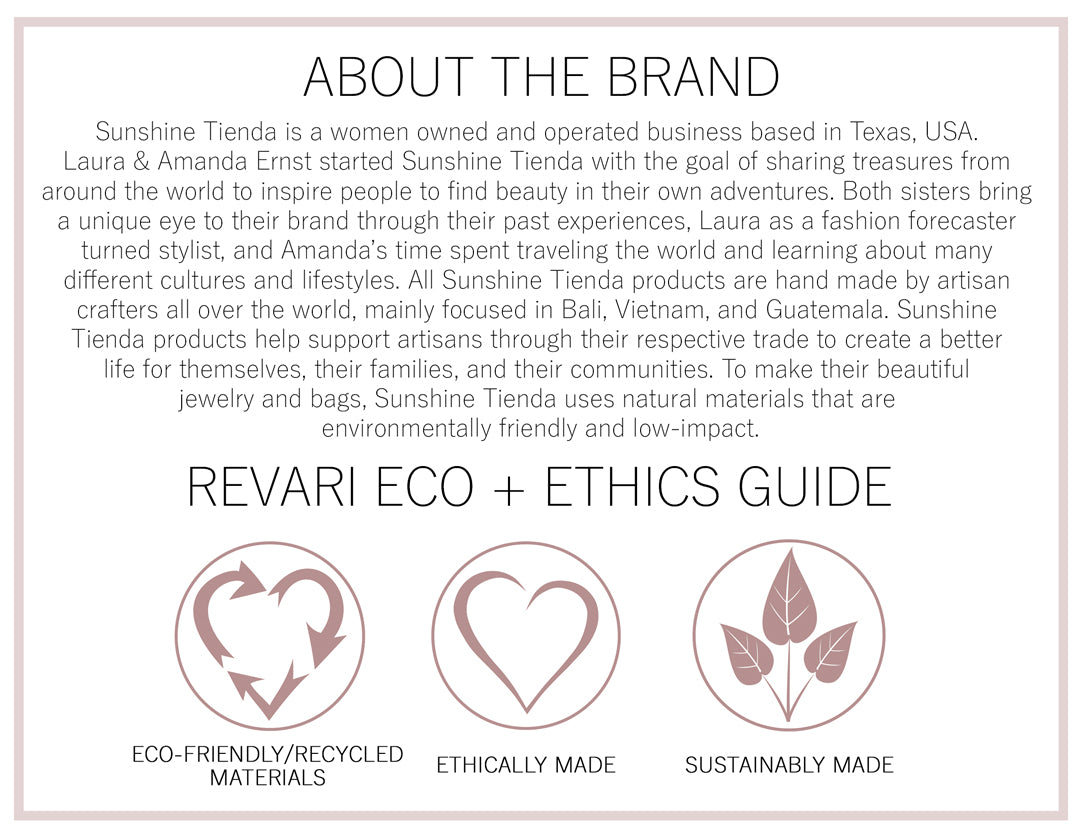 Revari Online Boutique Artisan Sustainable Fashion