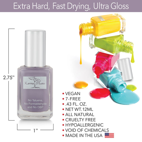 Paris Cafe Non Toxic Vegan Nail Polish