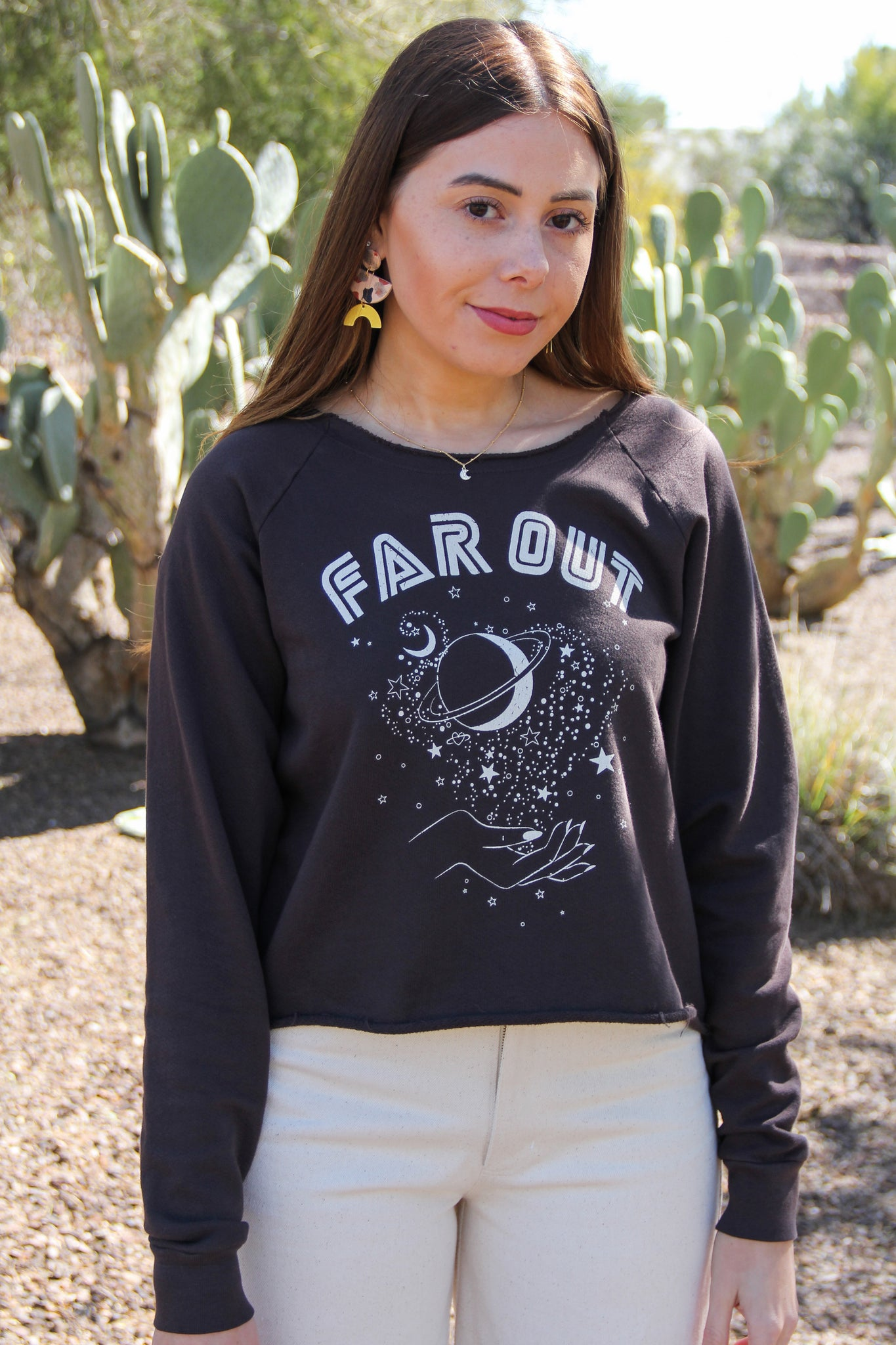 Far Out Donny Pullover