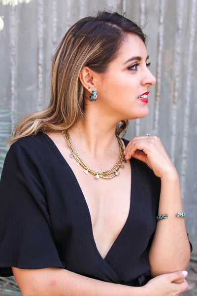 Inaya Layered Necklace