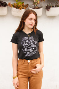 Friends Organic Cotton Tee