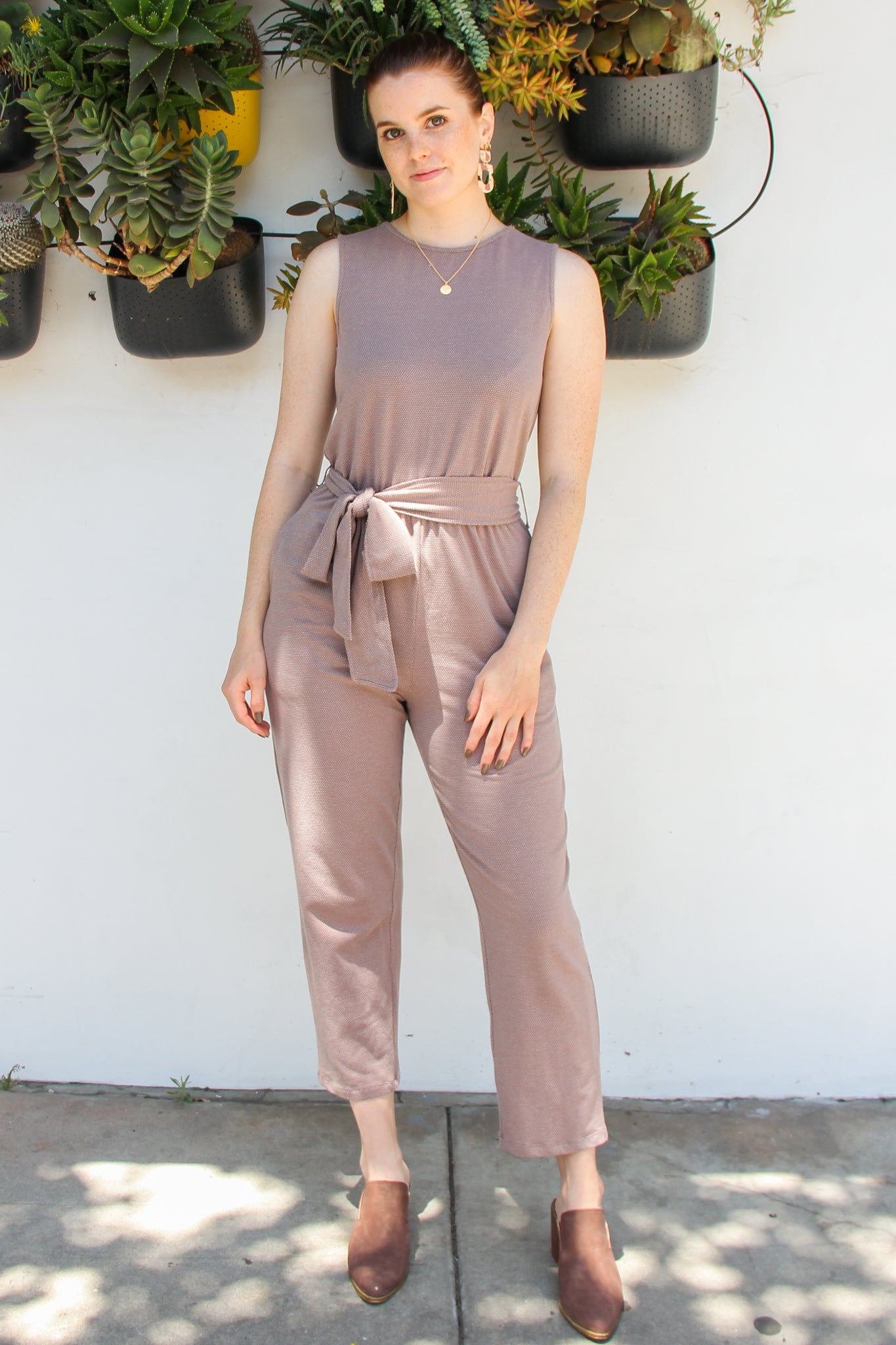 Dot Avenue Organic Cotton Jumpsuit
