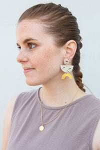 Dash James Clay Earrings