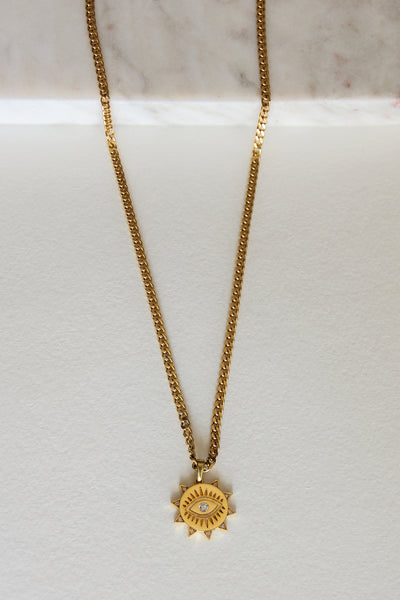 Solar Chain Necklace