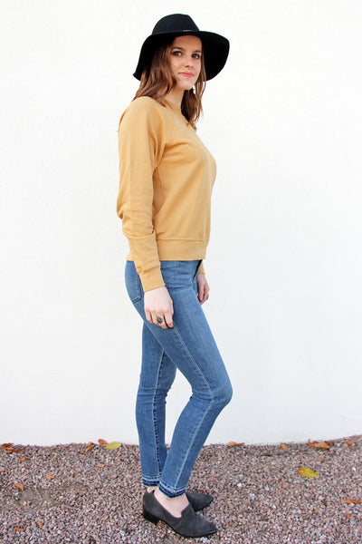Giselle High Rise Skinny Jeans