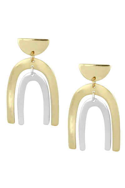 Kali Arc Earrings
