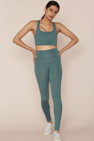 Jade High Rise Compressive Leggings