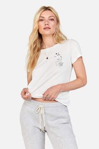 Women Carry The World Classic Crew Tee
