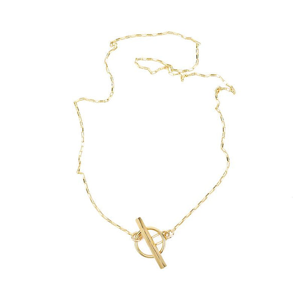 Gold Caserta Necklace