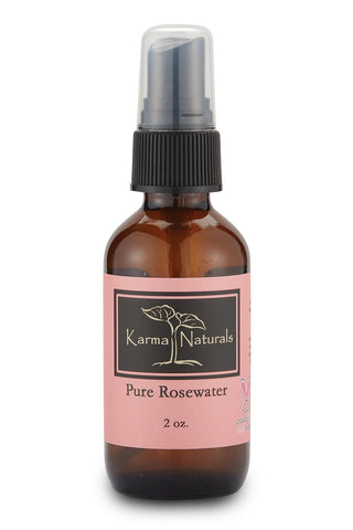 Natural Pure Rose Water
