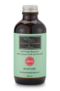 Tea Tree Oil Nail Polish Remover