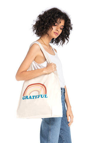 Grateful Organic Cotton Tote