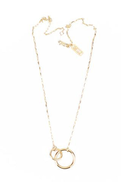 Gold Besties Necklace