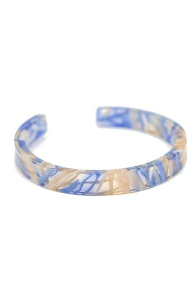 Blue Haze Simple Cuff