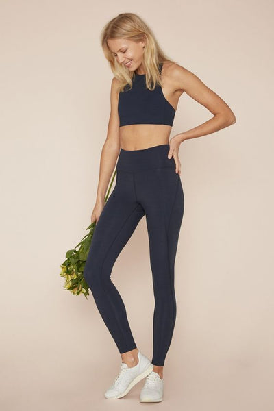 Midnight High Rise Compressive Leggings