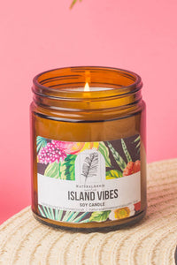 Island Vibes Natural Soy Candle