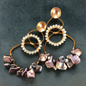 Lolita Pearl Earrings