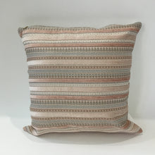 Multi- Texture Blush pillow