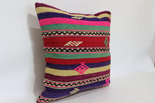 Watermelon Shades Kilim Pillow