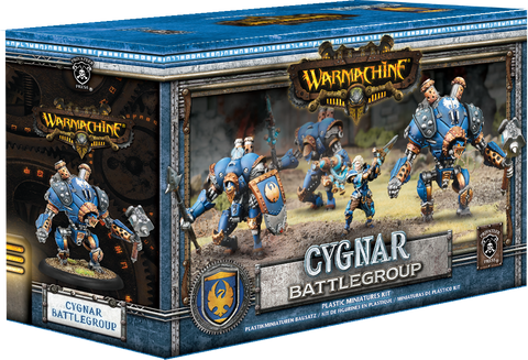 Cygnar Battle Box