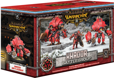 Khador Battle box