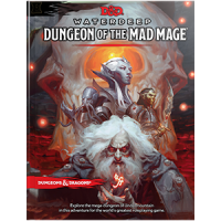Water Deep Dungeon of the Mad Mage