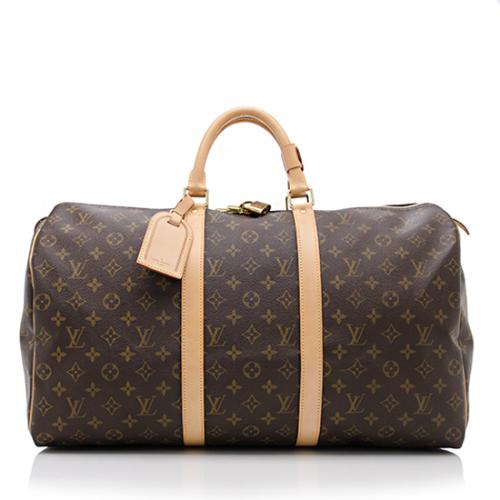 Louis Vuitton Keepall Handbags
