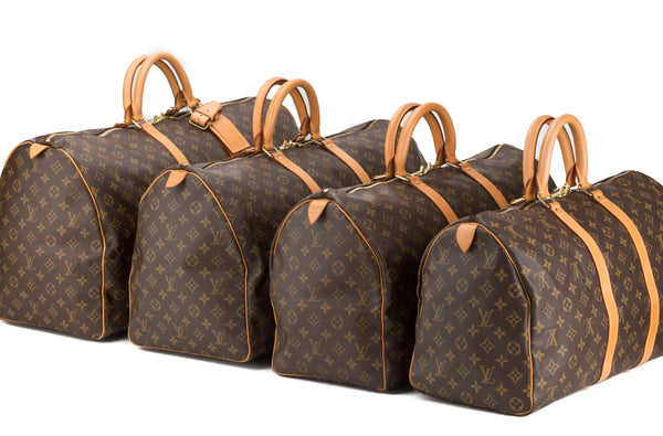 Louis Vuitton Keepall Size Guide  895835052014c