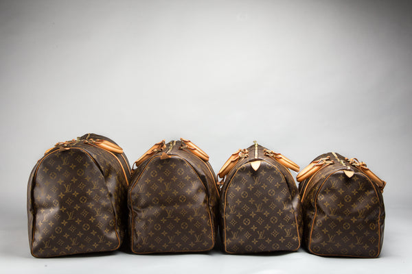 51d53a6f8f7e Louis Vuitton Keepall Size Guide