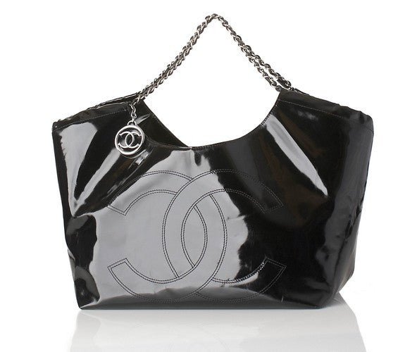 Chanel Cabas Cc Tote Handbag (Authentic Pre Owned)