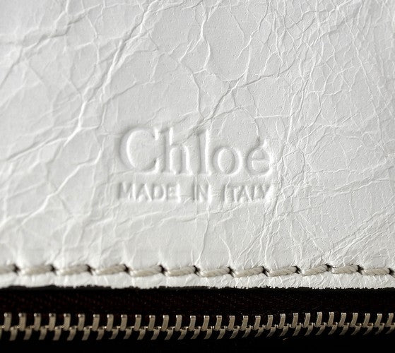 New Chloe Paddington Clutch Leather Handbag