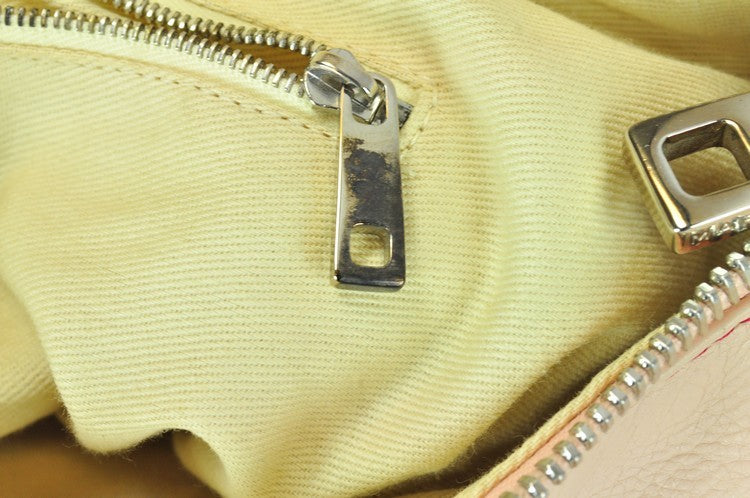 Marc Jacobs Large Multi-Pocket Leather Handbag (Authentic Pre Owned)