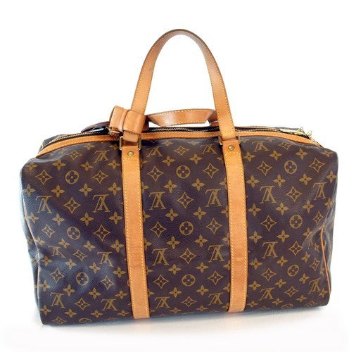 Louis Vuitton Keepall 60 Handbag (Authentic Pre Owned)